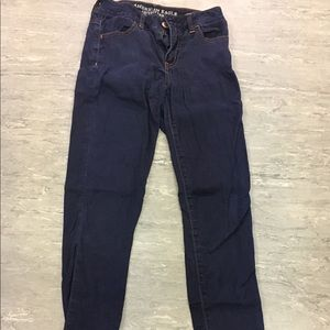 Size 0 American Eagle Jeggings